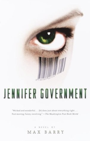 Jennifer Government  N/A edition cover
