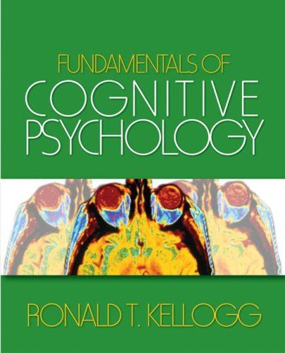 Fundamentals of Cognitive Psychology   2007 edition cover
