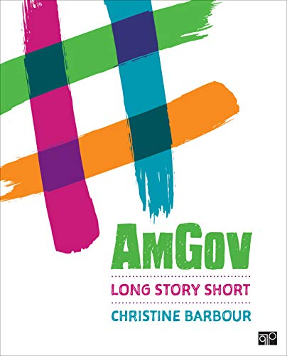 AmGov Long Story Short  2020 9781544325927 Front Cover