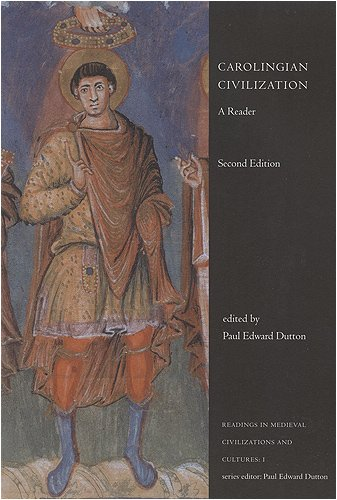 Carolingian Civilization A Reader 2nd 2004 (Revised) edition cover