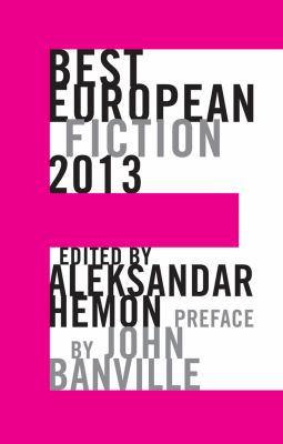 Best European Fiction 2013  N/A edition cover