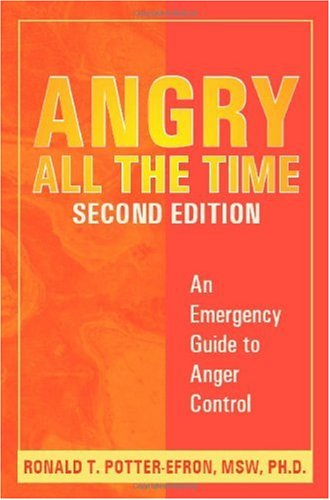 Angry All the Time An Emergency Guide to Anger Control 2nd 2004 (Revised) edition cover