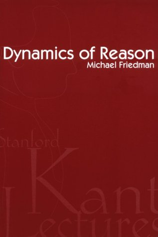 Dynamics of Reason   2001 edition cover