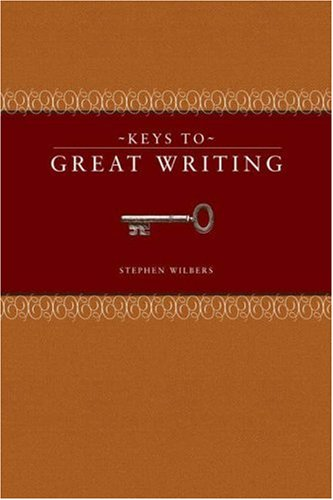 Keys to Great Writing   2007 edition cover