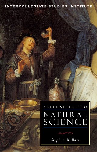 Student's Guide to Natural Science  N/A edition cover