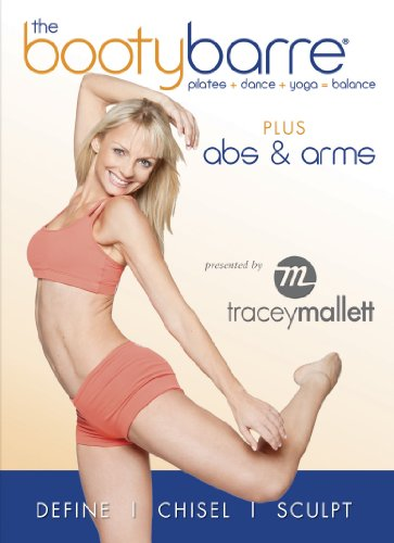Tracey Mallett's The Booty Barre Plus Abs & Arms System.Collections.Generic.List`1[System.String] artwork