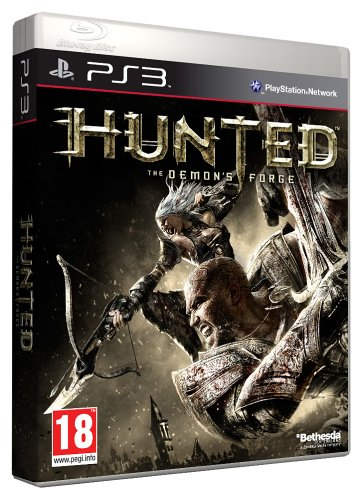 Hunted: The Demon's Forge (PS3) PlayStation 3 artwork