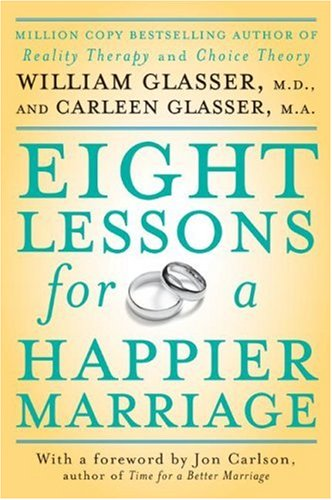 Eight Lessons for a Happier Marriage   2007 edition cover