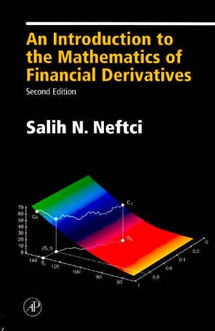 Introduction to the Mathematics of Financial Derivatives  2nd 2000 (Revised) edition cover