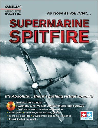 Absolute Supermarine Spitfire  0 edition cover