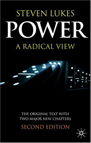 Power A Radical View 2nd 2005 (Revised) edition cover