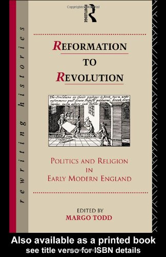 Reformation to Revolution   2002 edition cover