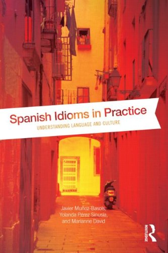 Spanish Idioms in Practice Understanding Language and Culture  2014 edition cover