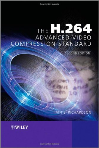 H.264 Advanced Video Compression Standard  2nd 2008 edition cover