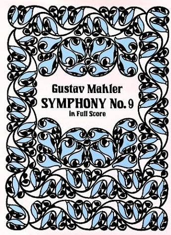 Symphony No. 9 in Full Score  N/A edition cover