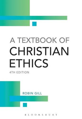 Textbook of Christian Ethics  4th 2014 edition cover