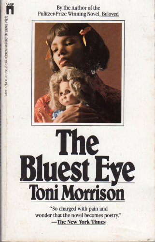 Bluest Eye  N/A 9780671742928 Front Cover