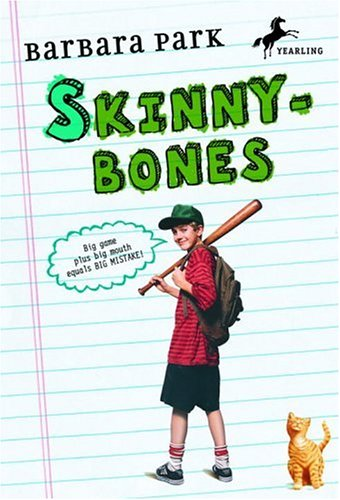 Skinnybones   2016 (Revised) edition cover