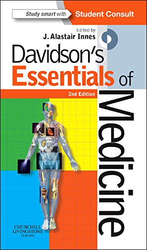 Davidson's Essentials of Medicine  2nd 2016 edition cover