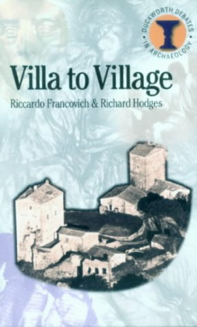 Villa to Village The Transformation of the Roman Countryside  2002 edition cover