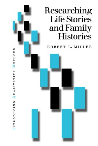 Researching Life Stories and Family Histories   1999 9780761960928 Front Cover