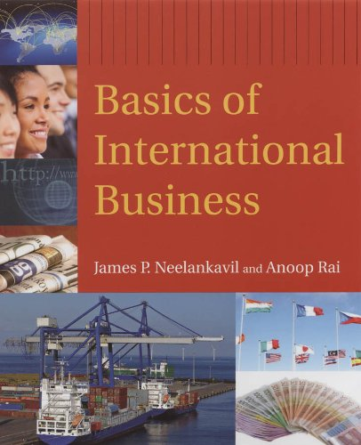 Basics of International Business   2010 edition cover
