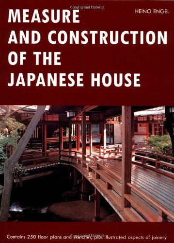Measure and Construction of the Japanese House  N/A edition cover