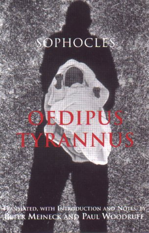Oedipus Tyrannus   2000 edition cover