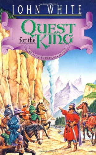 Quest for the King   1995 9780877845928 Front Cover