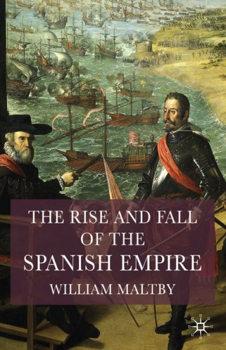 Rise and Fall of the Spanish Empire   2009 edition cover