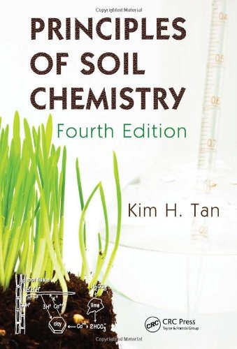 Principles of Soil Chemistry  4th 2010 (Revised) edition cover