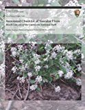 Annotated Checklist of Vascular Flora: Black Canyon of the Gunnison National Park  N/A 9781492197928 Front Cover