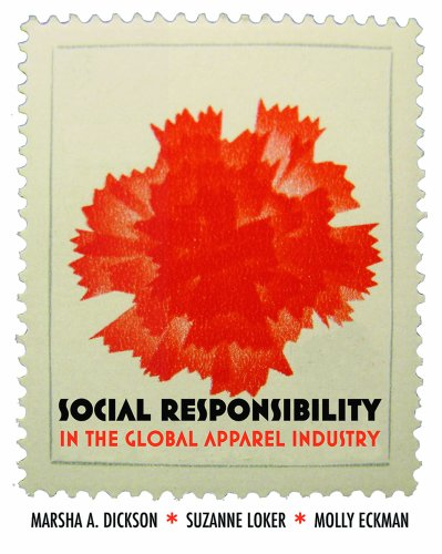 Social Responsibility in the Global Apparel Industry   2009 edition cover