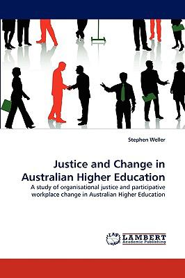 Justice and Change in Australian Higher Education N/A 9783838344928 Front Cover