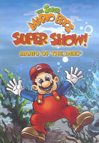 Super Mario Bros: Mario of the Deep System.Collections.Generic.List`1[System.String] artwork