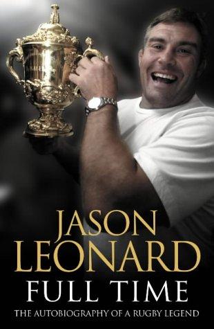 Jason Leonard N/A edition cover