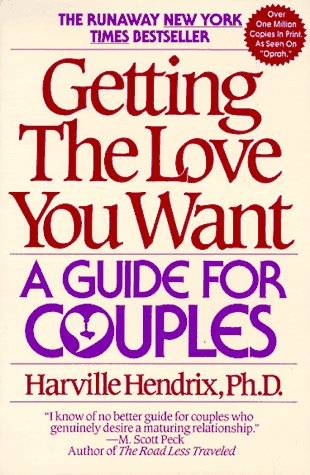 Getting the Love You Want A Guide for Couples Reprint edition cover