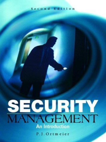 Security Management An Introduction 2nd 2005 (Revised) edition cover