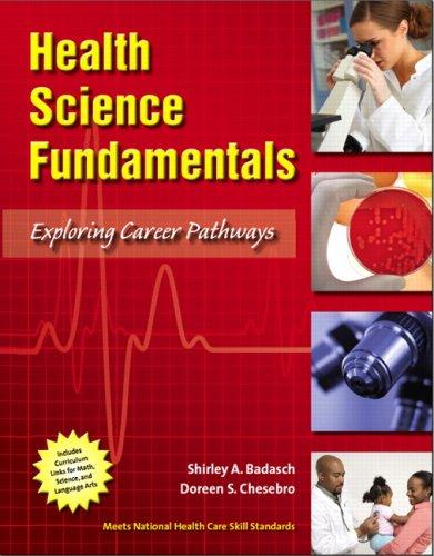 Health Science Fundamentals  7th 2009 edition cover