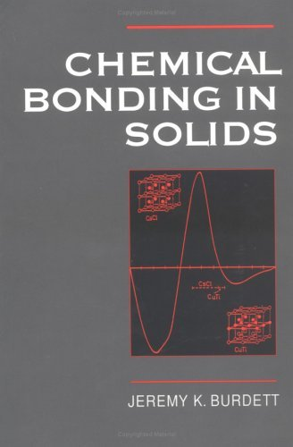 Chemical Bonding in Solids   1995 edition cover