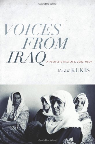 Voices from Iraq A People's History, 2003-2009  2011 9780231156929 Front Cover
