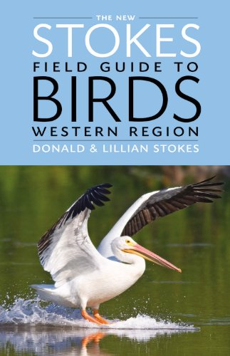 New Stokes Field Guide to Birds - Western Region  N/A edition cover