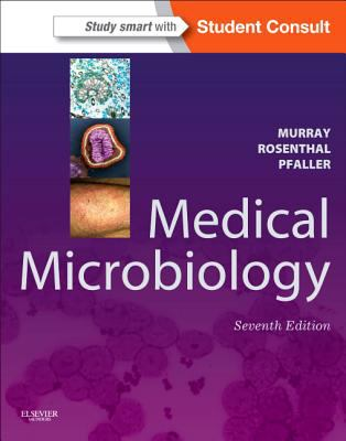 Medical Microbiology  7th 2013 edition cover