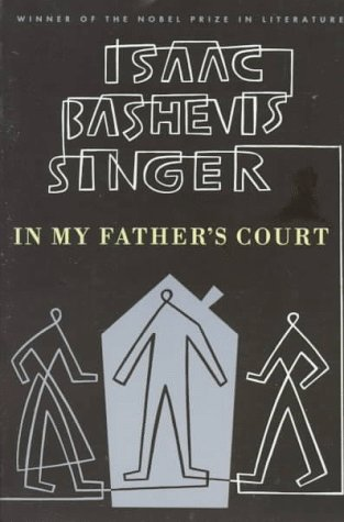 In My Father's Court  N/A edition cover