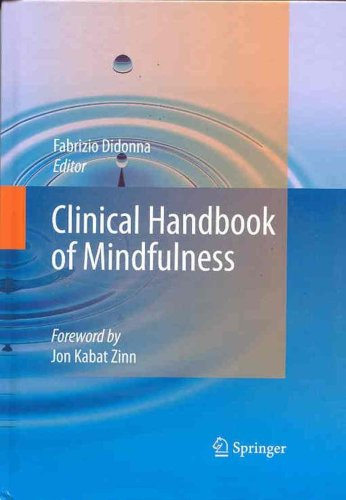 Clinical Handbook of Mindfulness   2009 edition cover