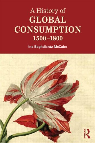 History of Global Consumption 1500 - 1800  2015 edition cover
