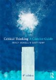 Critical Thinking A Concise Guide 4th 2015 (Revised) edition cover