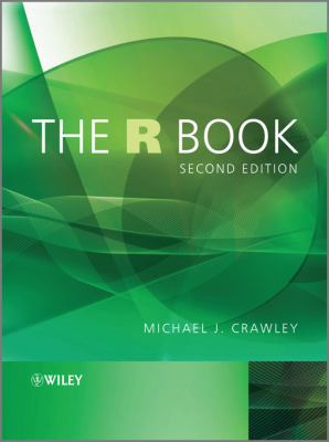 R Book  2nd 2012 edition cover