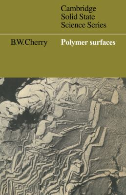 Polymer Surfaces   1981 9780521297929 Front Cover