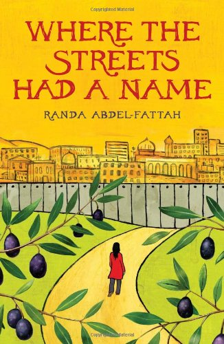 Where the Streets Had a Name   2010 edition cover